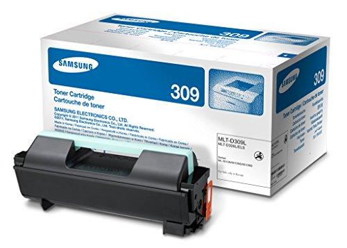 Preisvergleich Produktbild Samsung MLT-D309L/ELS Original Toner (Hohe Reichweite, Kompatibel mit: ML-5510ND/ML-6510ND/ML-5515ND/ML-6515ND) schwarz