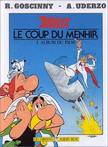 Le Coup du menhir : L'album du film
