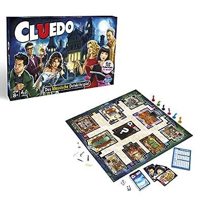 Hasbro Jeu Gaming–en famille Cluedo (Hasbro 38712)