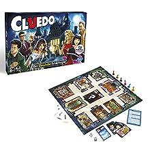 Hasbro Spiele 38712398 – Cluedo la Famiglia Gioco