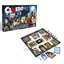 Hasbro Gaming – Family Game Cluedo 38712 German Version multicoloured