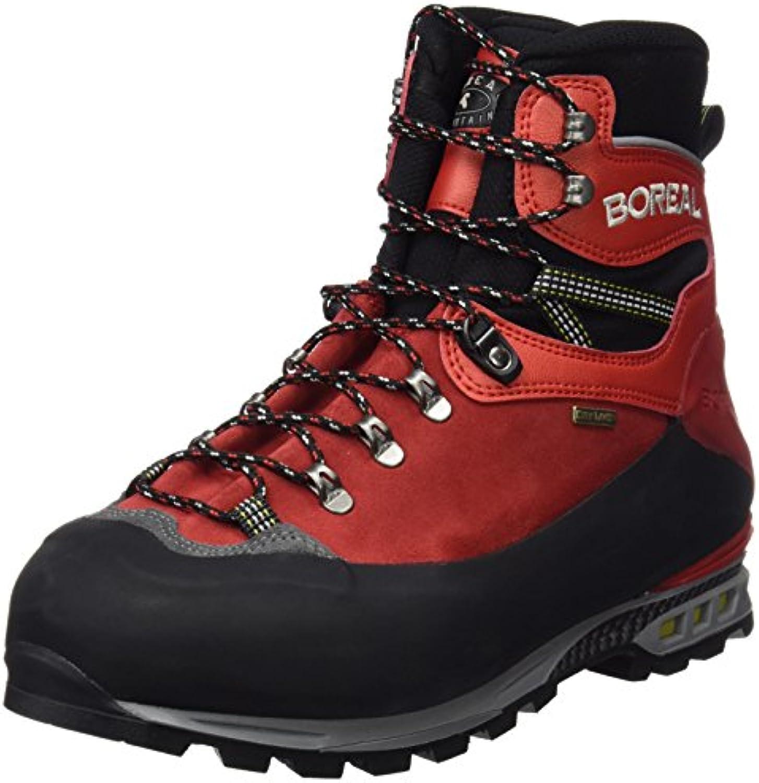 Boreal Nelion - Zapatos de montaña Unisex, Color Rojo, Talla 11  -