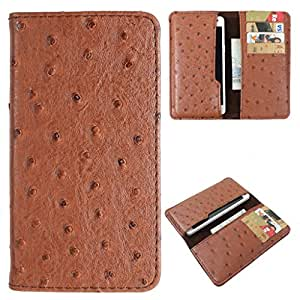 For Micromax Canvas Pace 4G - DooDa Quality PU Leather Wallet Case Cover, Pouch With Card Slots & Smooth Innner Velvet