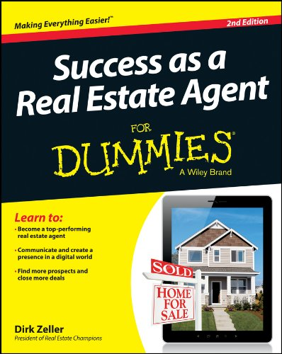 success-as-a-real-estate-agent-for-dummies