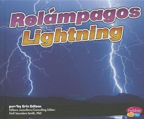 Relámpagos / Lightning (Lo básico sobre el tiempo / Weather basics) por Erin Edison