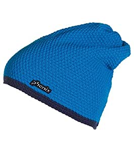 Phenix Norway Alpine Team Knit Hat Ski Hats, Blue ONESIZE