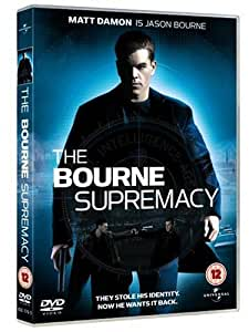 The Bourne Supremacy [DVD] [2004]