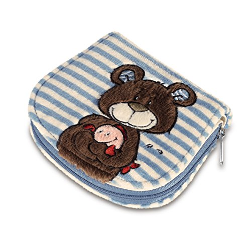 NICI-Billetera-de-peluche-con-oso-13-x-11-cm-color-marrn-38160