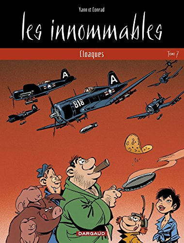 Les Innommables, n° 7 : Cloaques