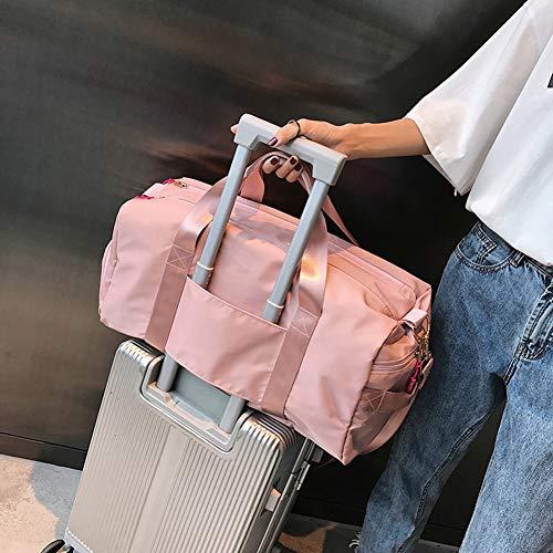 FEDUAN Damen Sporttasche Pink