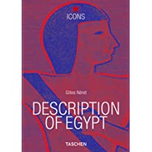 ICONS, Descriptions of Egypt; Beschreibung Ägyptens; Description de l' Egypte