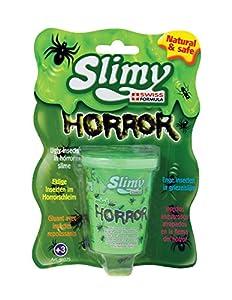 Splash Toys 31206Terror-Le Pot de Slime Effrayant con los Insectos