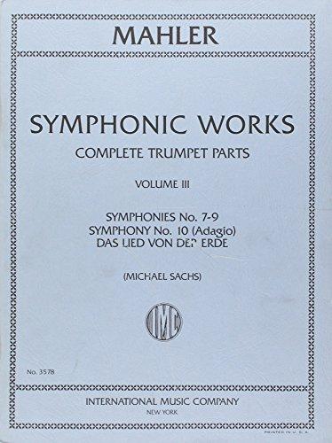 Preisvergleich Produktbild Traits d'Orchestre Vol.3 Symphonies Nos 7-10