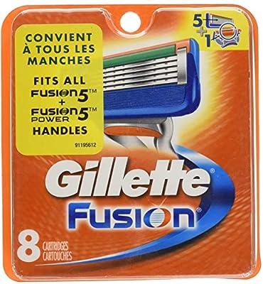 Auslaufmodell Gillette Fusion Rasierklingen