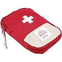 Oyamihin Durable Outdoor Camping Home Survival Tragbare Auffallende Kreuz Symbol Erste-Hilfe-Kit Tasche Fall Einfach... preisvergleich bei billige-tabletten.eu