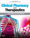 Clinical Pharmacy and Therapeutics, 5e