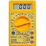 Setspares DT830D Digital Multimeter (Yellow)