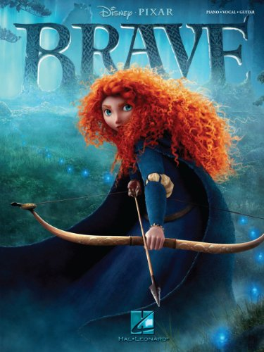 Brave Songbook: Music from the Motion Picture Soundtrack (English Edition) (Brave Film-soundtrack)