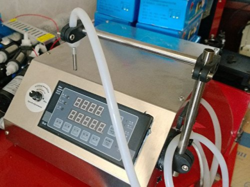 Digital Fl?ssige F?llung Maschine/hohe Temperatur korrosionsbest?ndig Filler (1?5800?ML/min) mit Single F?llung K?pfe -