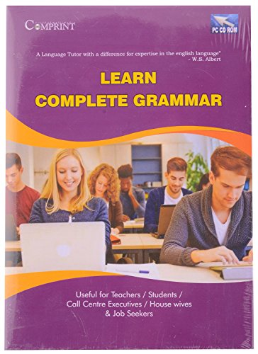 LEARN COMPLETE GRAMMAR CD COMPRINT