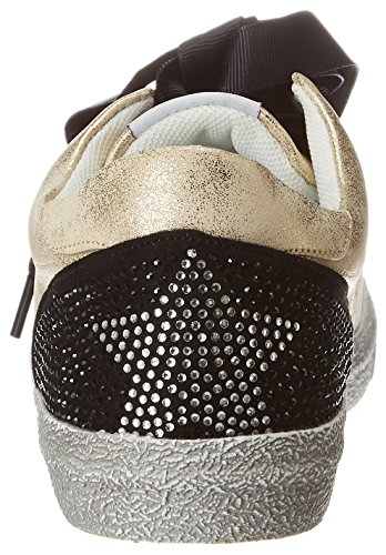 Les Ptites Bombes Daisy, Sneaker Donna Oro (or)