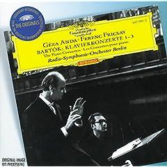 Bart�k: Piano Concerto No.2, BB 101, Sz. 95 - 2. Adagio - Pi� adagio - Presto