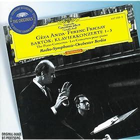 Bart�k: Piano Concertos Nos.1-3