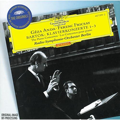 Bartók: Piano Concerto No.1, BB 91, Sz. 83 - 3. Allegro molto