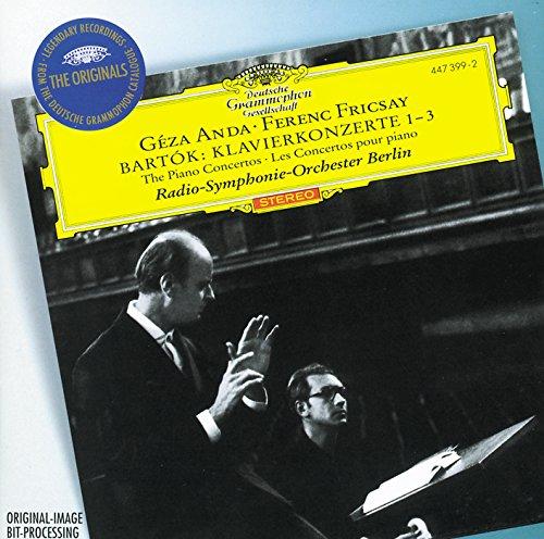 Bartók: Piano Concerto No.3, B...