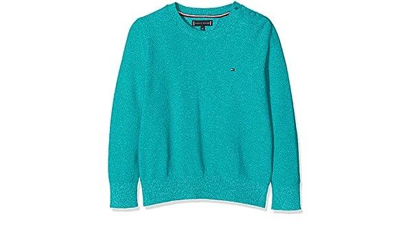 Tommy Hilfiger Twisted Rice Corn Sweater Felpa Bambino
