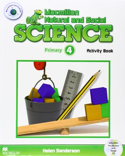 MNS SCIENCE 4 Ab Pk (Macmillan Natural and Social Science) - 9780230400924