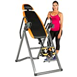 Best Inversion Tables - Exerpeutic Unisex 475SL Inversion Table with Airsoft No Review
