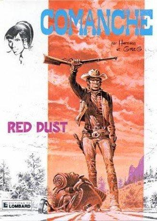 Comanche, tome 1 : Red Dust