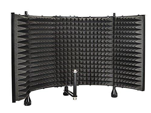 monoprice-pro-audio-de-bureau-reglable-microphone-bouclier-disolation-acoustique-au-lieu-de-studio-a