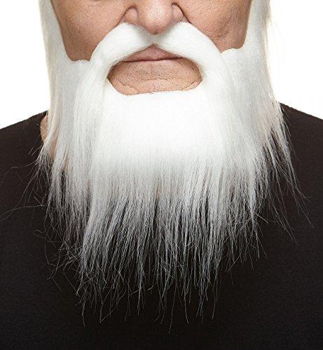 ßer fälschen, selbstklebend Bart und Schnurrbart ()