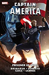 Captain America: Prisoner of War (Captain America (Paperback)) by Ed Brubaker (2012-03-07)