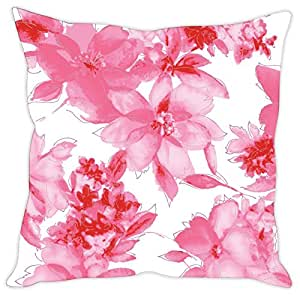 Sleep Nature's Velvet Cushion Covers (Size-12x12 inches)