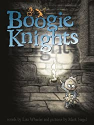 Boogie Knights (Richard Jackson Books (Atheneum Hardcover))