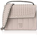 Trussardi Jeans 75B00510-9Y099999, sac à main femme - Rose - Rosa (Powder), 23x23x10 cm (W x H x L) EU
