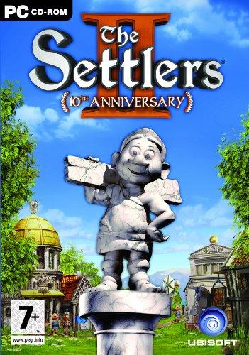 The Settlers II - Die Siedler 2 -10th Anniversary (englische Verpackung, Spiel ist Deutsch)