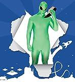 Morphsuits MPAL2 - Kostüm Alien, XXL