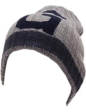4800U cuffia bimbo GAUDI' grigio grey hat boy kid