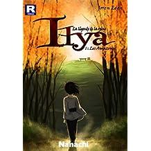 La légende de la reine Ilya: 1 : Les Amazones (extrait gratuit)