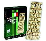 Puzzle 3D - Schiefer Turm von Pisa
