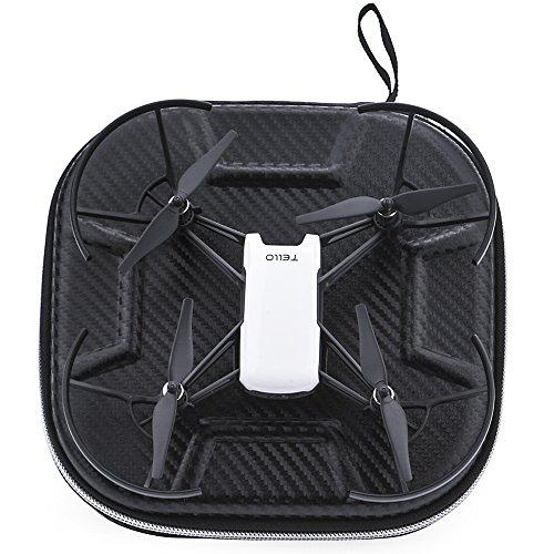KEESIN Tragbar Tragetasche Schutz Koffer Lager Tasche Stoßfeste und Wasserdichte Drohne Tasche für DJI Tello Drone