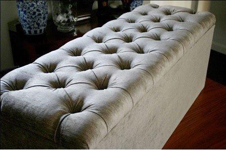large-stylish-charcoal-grey-chenille-fabric-crystal-diamante-ottoman-toy-storage-blanket-box