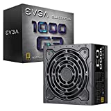 EVGA SuperNOVA 1000 G3, 80 Plus Gold 1000W, Fully Modular, Eco Modo con il nuovu sistema Hydro-Dinamico-Bearing , 10 anni Garanzia, include Power ON Self Tester, Compatto 150mm Misura, Alimentazione PC 220-G3-1000-X2