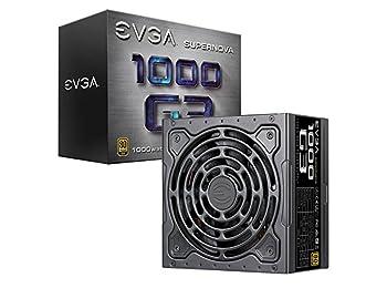 EVGA SuperNOVA 1000 G3, 80 Plus Gold 1000W PSU Güç Kaynağı