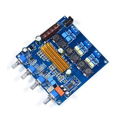 Werst TPA3116 Digitales Verstärkerplatine Bluetooth 4.2, High Power 2.1 HiFi Subwoofer Bass Modul Powered Woofer