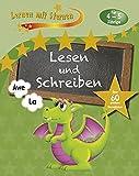 Lernen mit Sternen - Lesen und Schreiben für 4- bis 5-Jährige: Über 60 goldene Sternsticker